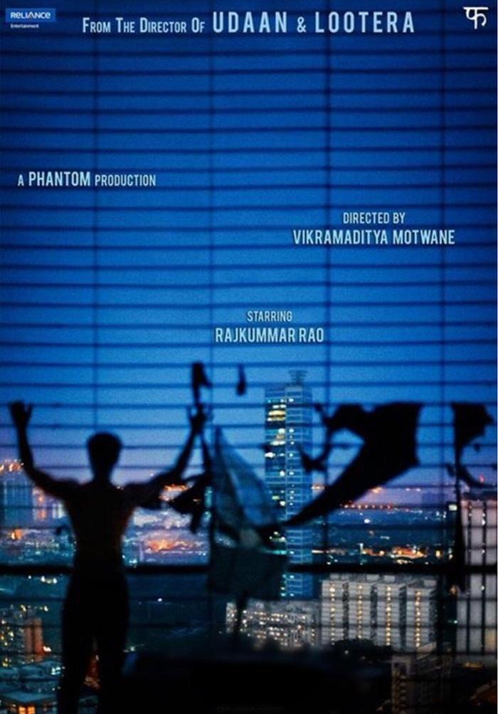 'Trapped' Stars Raj Kummar Rao First look