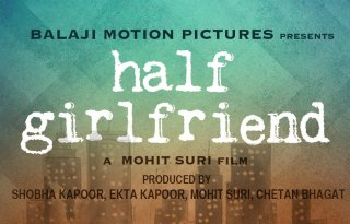 Half Girlfriend Movie Poster - India Release 2017