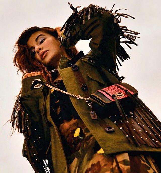 Jacqueline Fernandez Photoshoot for Grazia India Magazine February 2017 Image 1