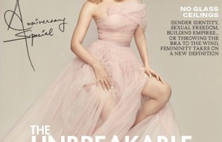 Kangana Ranaut On The Cover of L'Officiel India Magazine February 2017