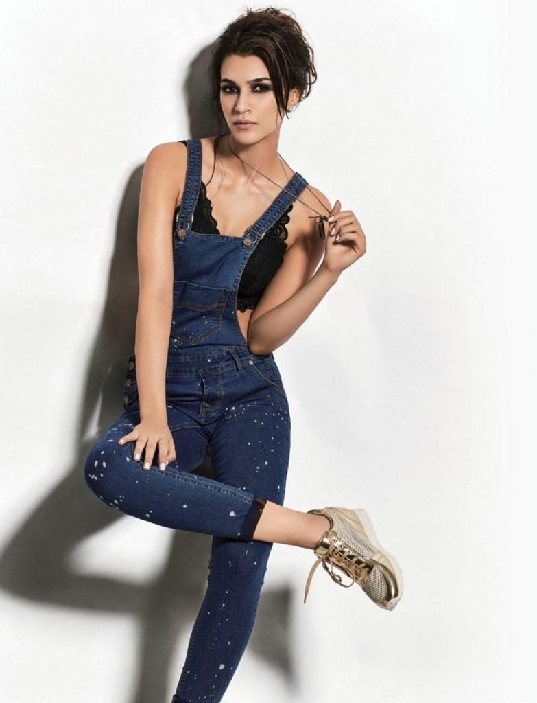 Kriti Sanon Photoshoot From CineBlitz Magazine February 2017 Issue Image 2