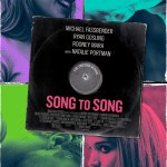 Song to Song Movie Poster - India Release 2017