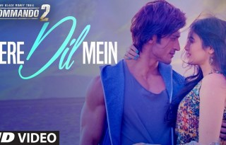Tere Dil Mein Video Song From Commando 2