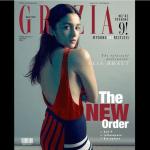 Alia Bhatt On The Cover Of Grazia India Magazine April 2017
