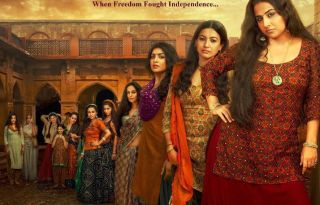 Begum Jaan Movie Poster 2 - India Release 2017