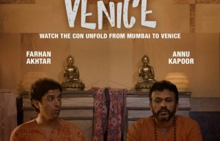 Fakir Of Venice Movie Poster - India Release Date 2017