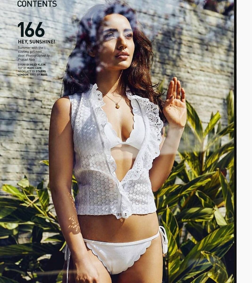 Neha Sharma Photoshoot for GQ India Magazine March 2017