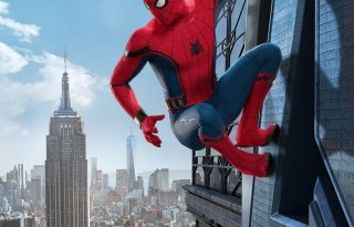 Spider-Man- Homecoming New Movie Poster 2 - India Release 2017