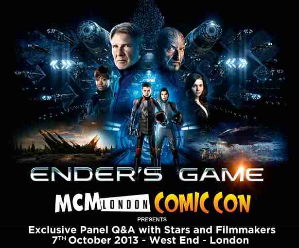Enders-Game-MCM-London-Comic-Con