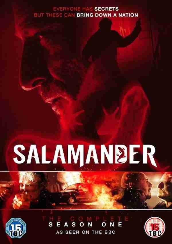 SALAMANDER-REVIEW-DVD