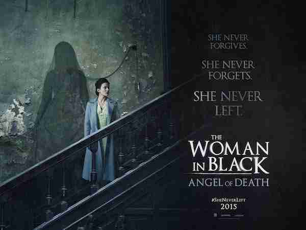 Woman in Black  Angel of death teaser 2