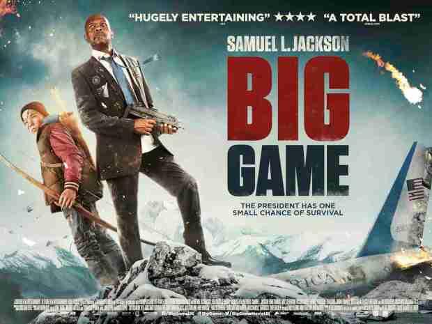 BIG GAME - Quad