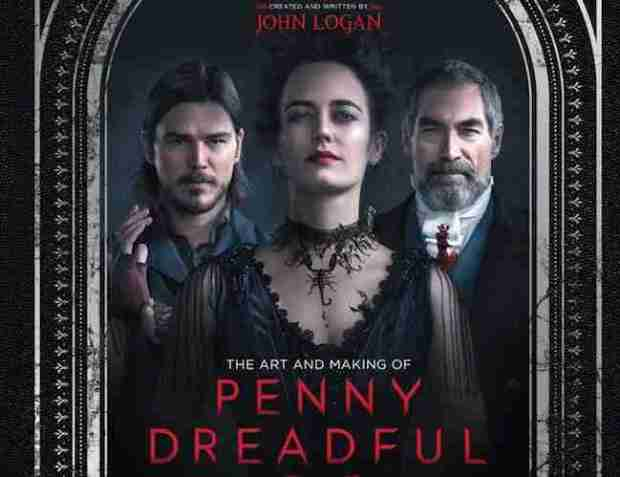 penny-dreadful-the-art-and-making-of-review