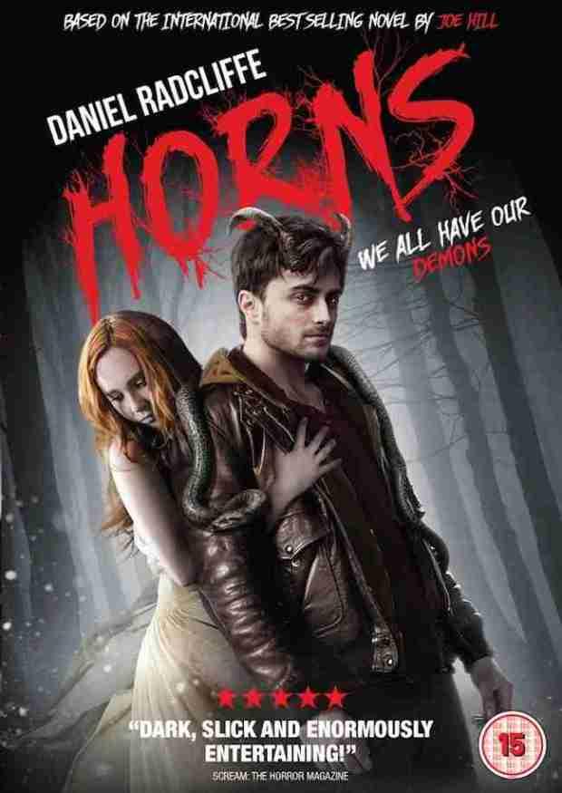 Horns-dvd-review