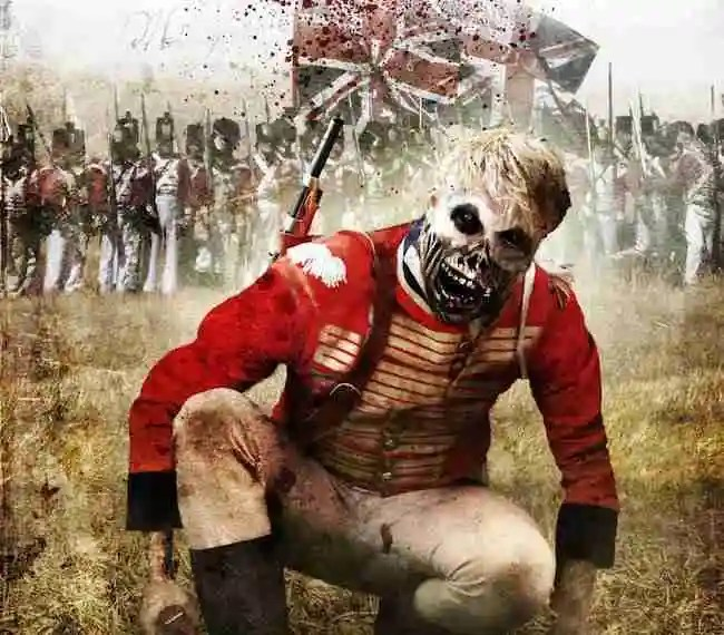 DVD Review: Low Budget Napoleonic Zombie Movie FALLEN SOLDIERS Is Looking Sharpe