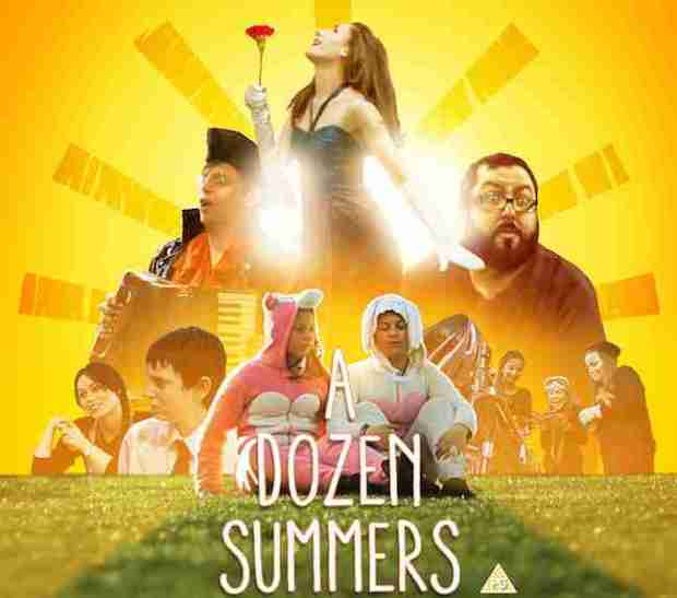 a-dozen-summers-review-poster