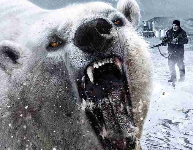 DVD Review: MANEATER Features An Unnatural Killer Polar Bear