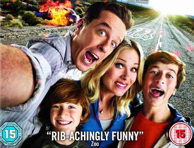 Blu-ray Review: Ed Helms Ain't No Chevy Chase In VACATION ...