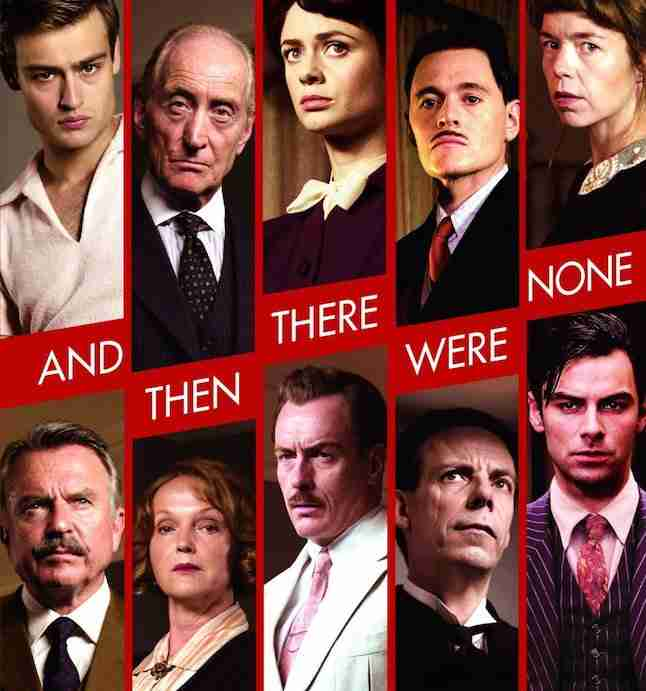 a review of the mystery book and then there were none You are missing out on one of the cleverest mysteries ever written) andthen  this must be the fifth time i've read and then there were none, and it  and  reviewed, but the person who was really pleased with it was myself,.