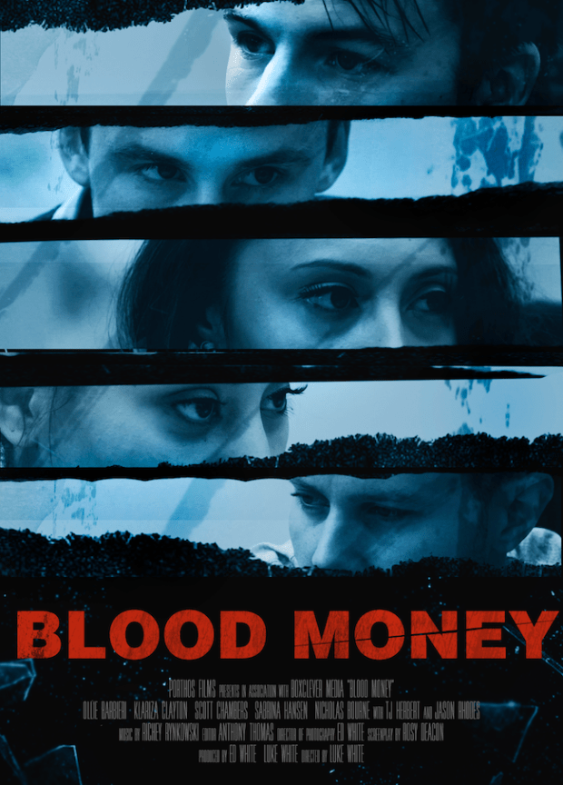 Blood Money Official Poster