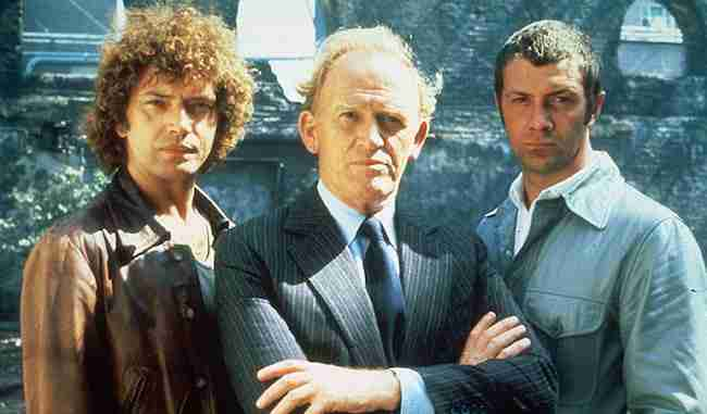 Blu-ray Review: Lewis Collins And Martin Shaw Are Bodie And Doyle THE PROFESSIONALS MkIV