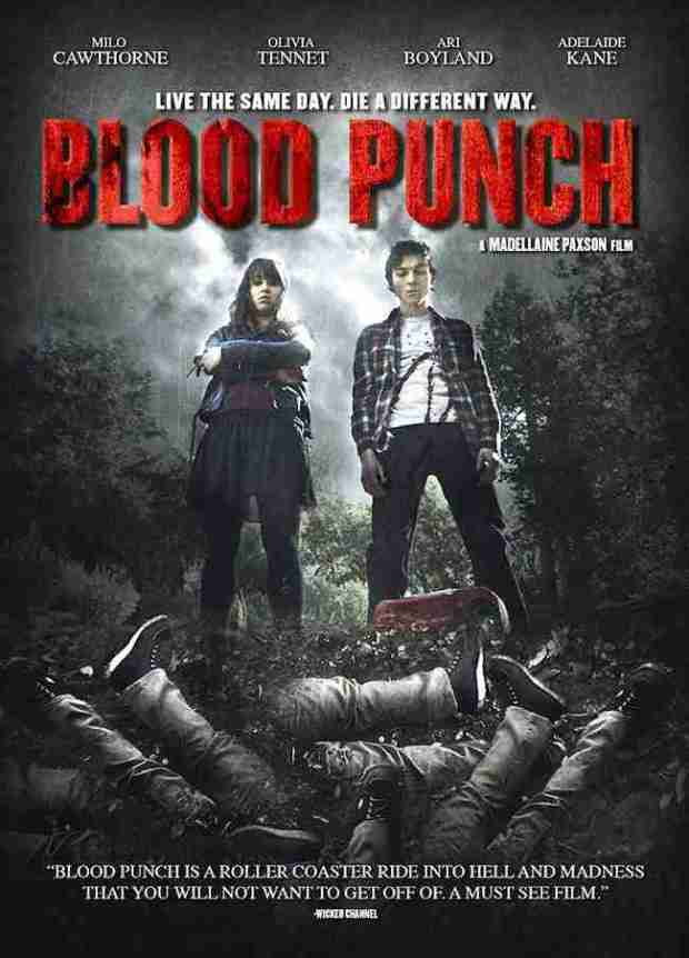 DVD Review: BLOOD PUNCH Is Hard To Define - But That Doesn't Stop It
