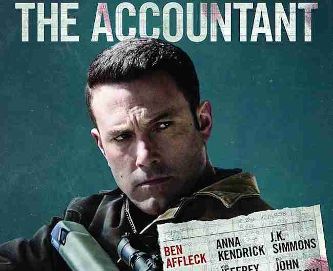 Best Film from The Accountant Entertaining @KoolGadgetz.com