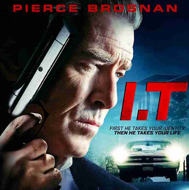 Competition: Win Pierce Brosnan Thriller I.T. On DVD