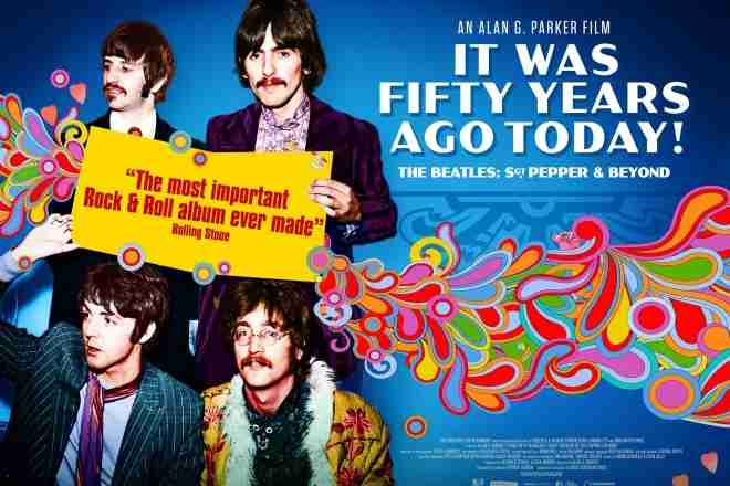 Review: IT WAS FIFTY YEARS AGO TODAY! THE BEATLES: SGT. PEPPER & BEYOND Is Fab