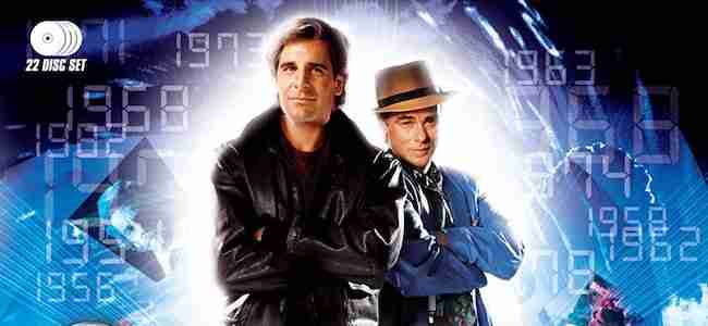 Competition: Win QUANTUM LEAP - The Complete Collection On Blu-ray