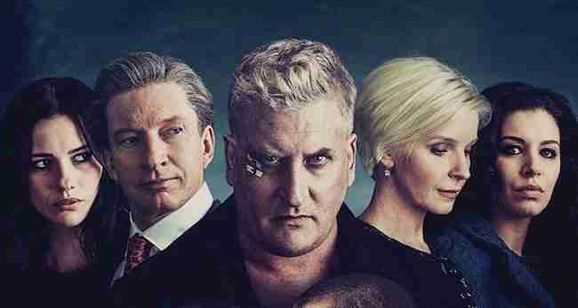 DVD Review: ROMPER STOMPER Proves There's More To Aussie TV Than Neighbours And Home & Away
