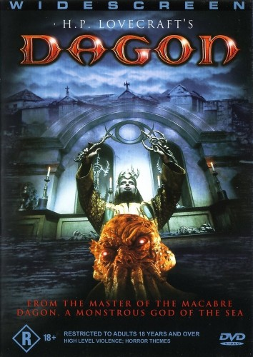 Dagon Dvd Covers And Posters 15462 The Movies Made