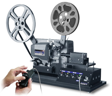 Transferring Those 16mm and 8mm Films In The Digital Era And Making Them Look Great! (2/2)