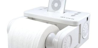 iCarta Toilet Roll Holder