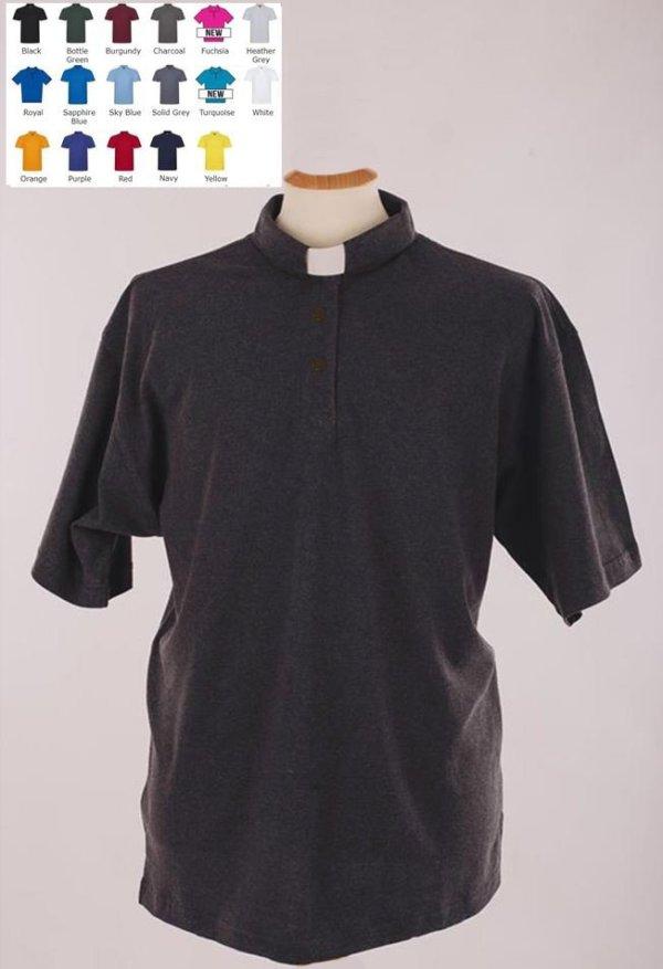 Outsized Clerical Clergy Shirts
