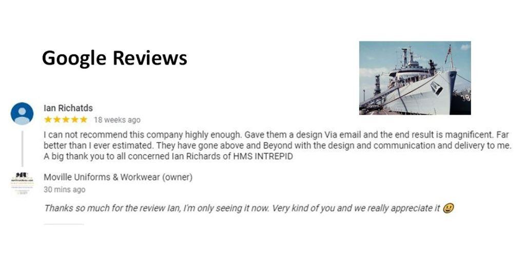 Custom Ties review