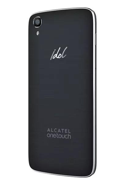Carcasa trasera del Alcatel OneTouch Idol 3