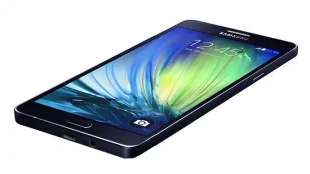 Grosor del Samsung Galaxy A7