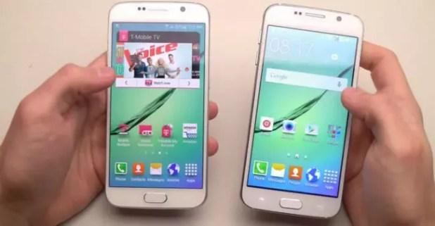 Versión de Android en Samsung Galaxy S6 pirata