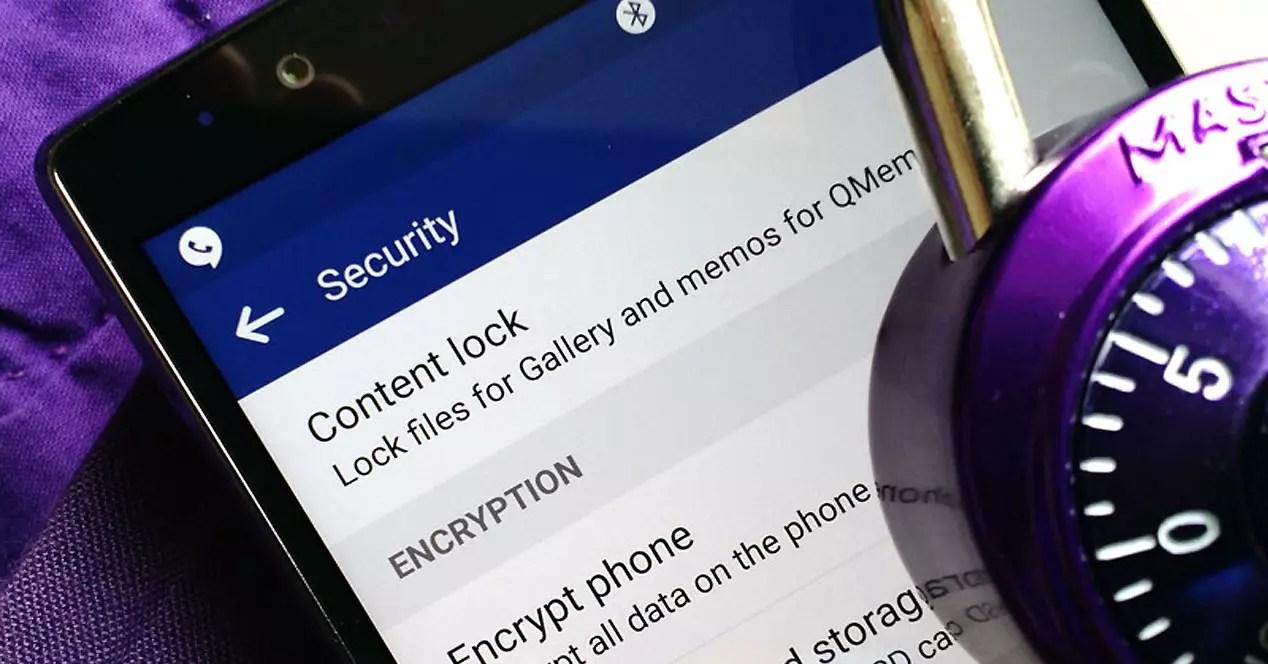 Función Lock en LG G4