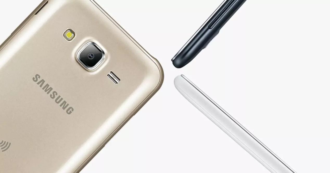 Nuevos Samsung Galaxy J5 y J7