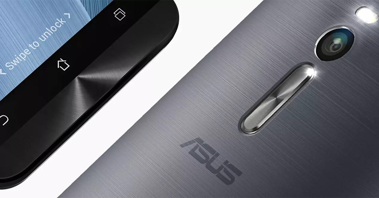 Diseño del Asus Zenfone 2