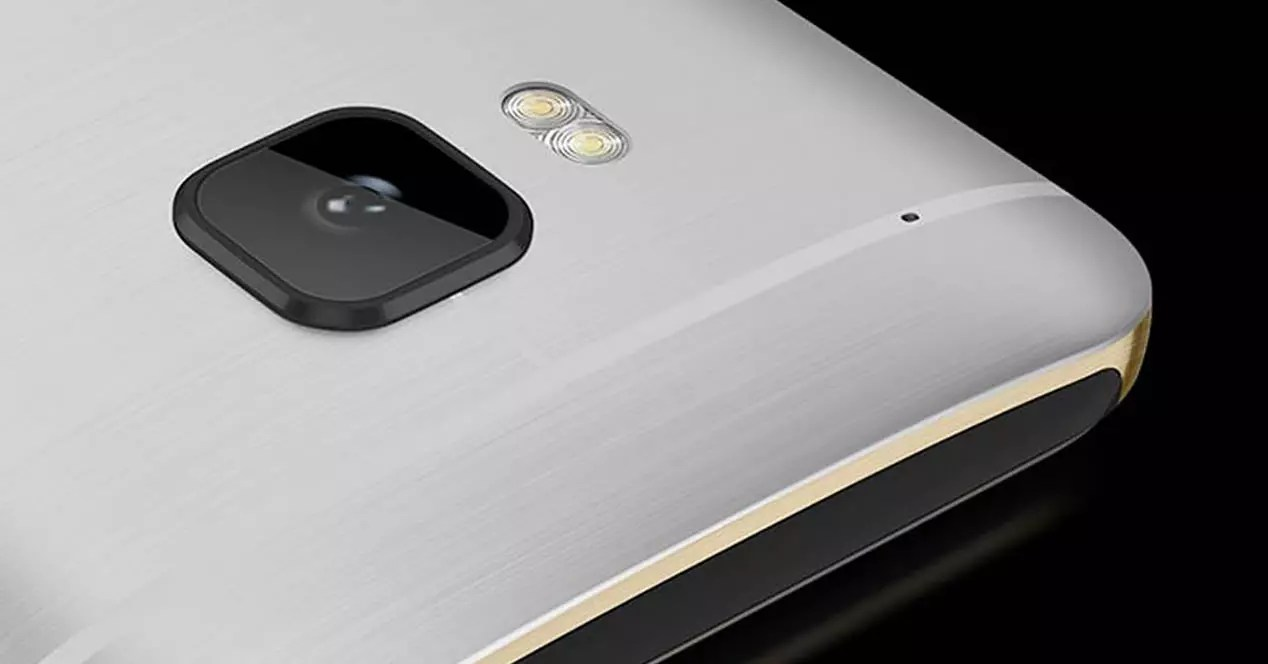 HTC One M9 camara