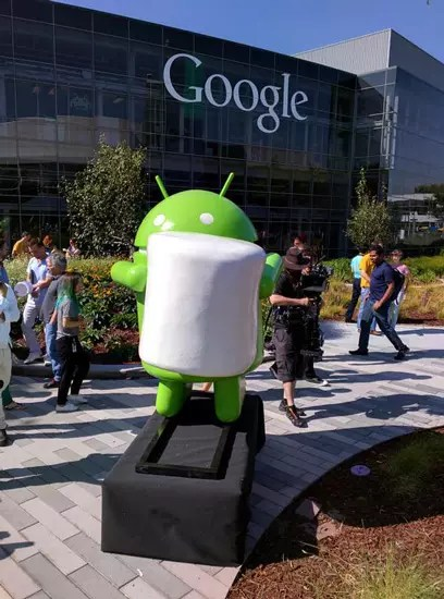 Figura de Android 6.0 Marshmallow