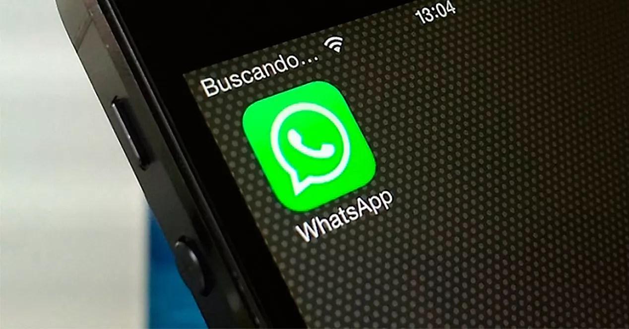 Nueva versión de WhatsApp para iPhone