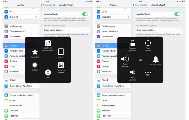 iPhone apagado sin botón
