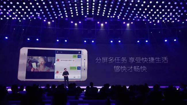 Vivo X6 presentacion