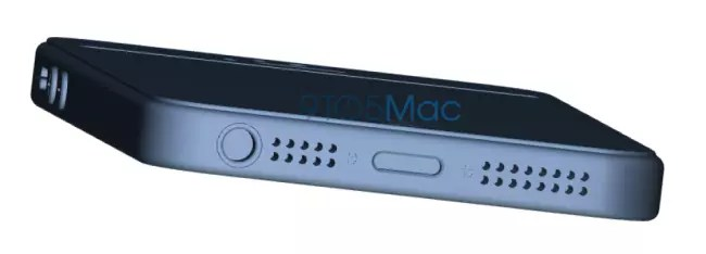 iphone 5se lado inferior