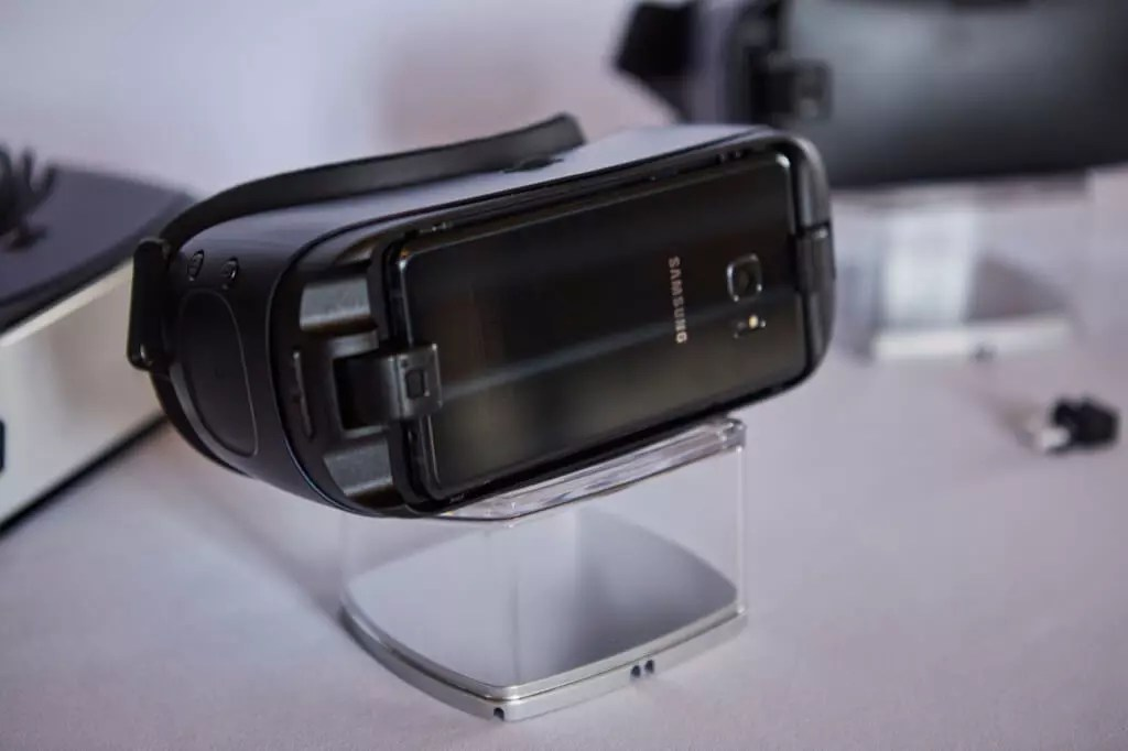 Gafas Gear VR Note 7