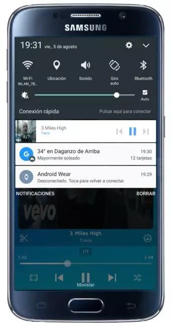 Integración de MusicGrip